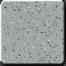 Quartzite on Silver Gray 1/8 Medium Spread
